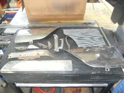 Find Cadillac 1958 fleetwood 4 door hard top body trim. L@@K motorcycle in Lebanon, Pennsylvania, US, for US $100.00
