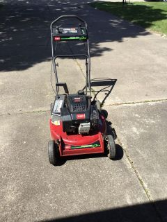 TORO SELF PROPELLED MOWER....COMES FROM AN ESTATE SALE