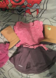 American Girl Doll Outfit and Boots