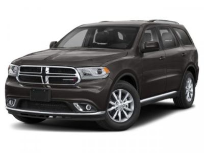 2019 Dodge Durango Crew (White)