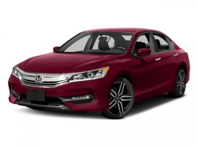 2017 Honda ACCORD SEDAN Sport SE (BLACK)