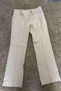 Dress pants size 11 stretchy material