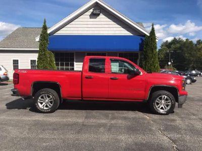 2014 Chevrolet Silverado 1500 LT (Red)