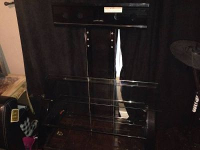 TV stand wswivel mount