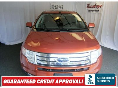 2007 Ford Edge SEL (ORANGE)