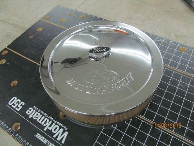 Ford Motorsport Air Cleaner