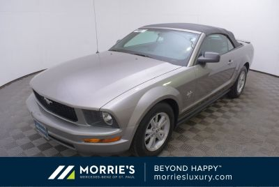 2009 Ford Mustang V6 Deluxe (silver)