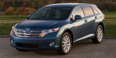 2010 Toyota Venza FWD 4cyl (Magnetic Gray Metallic)