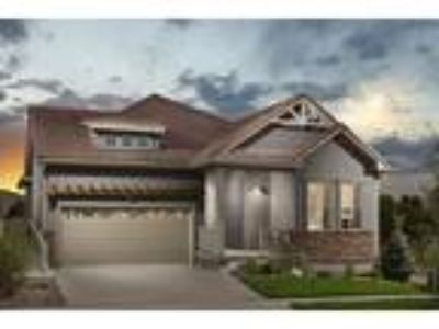 The Windpointe by David Weekley Homes: Plan to be Built