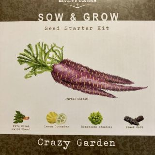 Sow and Grow Crazy Garden