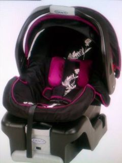 car seat and stroller 1 year of use.
