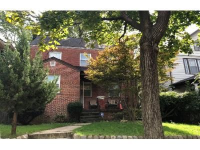3 Bed 2 Bath Preforeclosure Property in Washington, DC 20011 - Emerson St NW