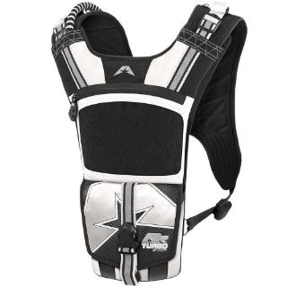Buy American Kargo Turbo 2L RR Hydration Pack White motorcycle in Holland, Michigan, United States, for US $99.49