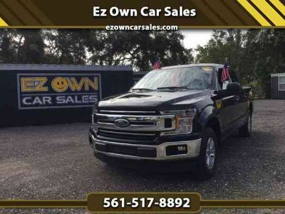 Used 2018 Ford F150 SuperCrew Cab for sale