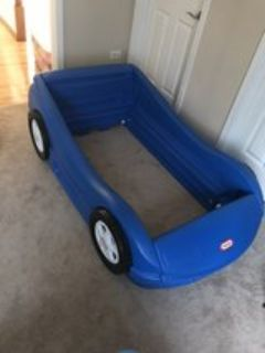 Race Car Bed- Little Tikes