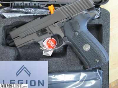 For Sale: Sig Sauer P226 Legion 9mm - NEW - In Stock