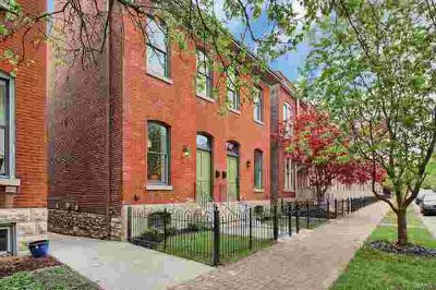 2329 Hickory Street Saint Louis Three BR, BRAND NEW from the