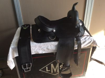 "Wintec 16"" SQHB Western Saddle Package"
