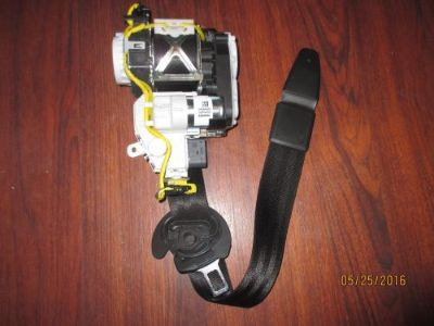 Purchase 2012-2015 Audi OEM A6 Quattro Front Driver Side Seat Belt Black #4G8857705HV04 motorcycle in Las Vegas, Nevada, United States, for US $200.00