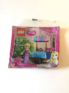 LEGO Disney princess minifigure set new