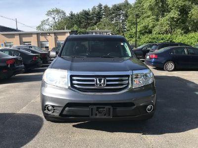 2012 Honda Pilot EX-L (Gray)