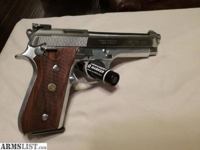 For Sale: Nickel Taurus PT100 AFS