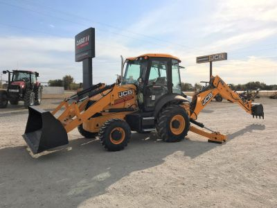 2018 JCB 3CX 14 Super