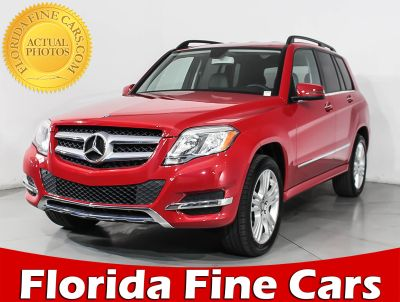 2014 Mercedes-Benz GLK-Class GLK350 (RED)