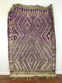 Boho Chic Berber Vintage Rug, Free Shipping!