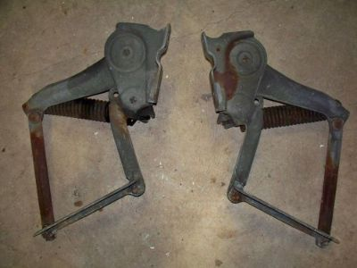 Buy 1958 BUICK HOOD HINGES motorcycle in Douglassville, Pennsylvania, United States