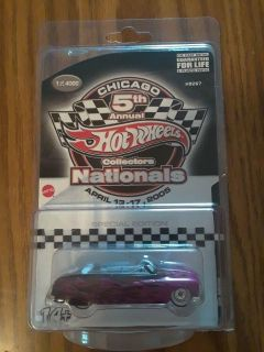 Hot Wheels 2005 Chicago 5th Annual Collector's Nationals 49 Merc