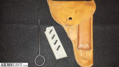 For Sale/Trade: CZ 52 magazine holster cleaning rod