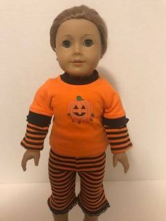 AMERICAN GIRL SIZE HALLOWEEN OUTFITS