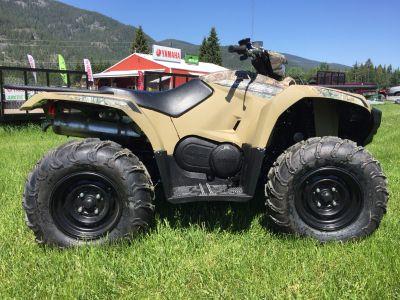 2018 Yamaha Kodiak 450 EPS Utility ATVs Sandpoint, ID