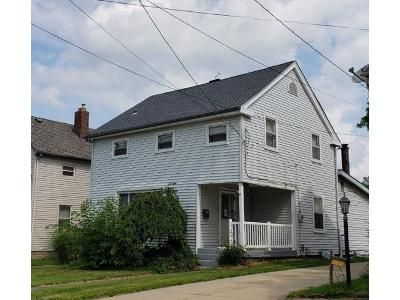 3 Bed 1 Bath Foreclosure Property in Struthers, OH 44471 - W Wilson St