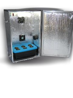 Hydroponic Grow Cabinets, Personal Indoor Grow Box