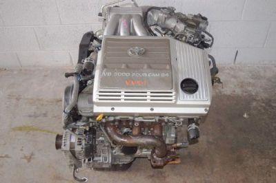 Sell JDM 1MZ-FE TOYOTA HIGHLANDER 4X4 LEXUS RX300 V6 3.0L VVT-I AWD ENGINE JDM 1MZ motorcycle in Franklin Park, Illinois, United States, for US $1,499.00