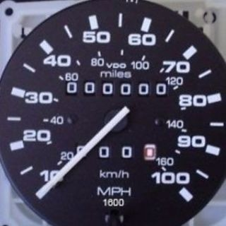 Sell VW Rabbit, Golf, Vanagon, Speedometer Gauge Rebuild Service & Odometer Repair motorcycle in Manassas, Virginia, United States, for US $119.00