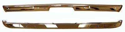 Sell 1972 Plymouth Barracuda Front/Rear Bumper Set X100-1572 S NEW motorcycle in Duluth, Georgia, US, for US $583.95