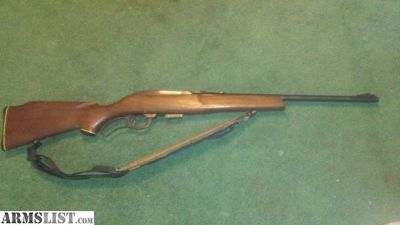 For Sale: 1966 Marlin Mod 62 in .30 Carbine