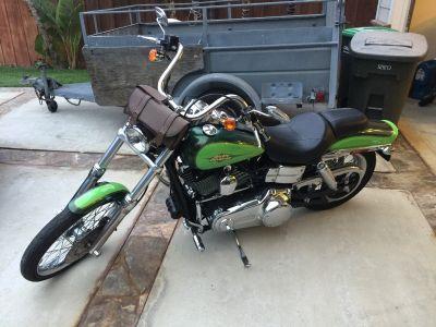 2007 Harley-Davidson DYNA WIDE GLIDE ANNIVERSARY EDITION