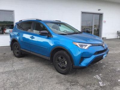 2016 Toyota RAV4 LE (ELECTRIC STORM BLUE)