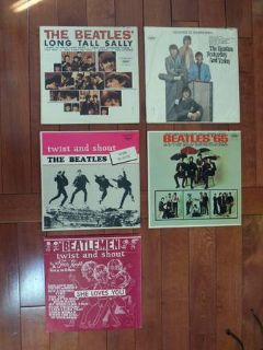Beatles records