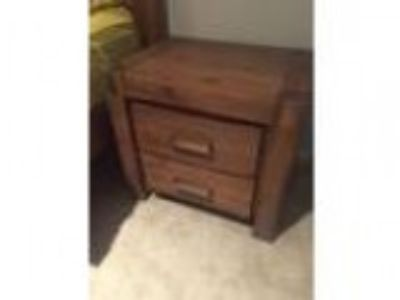 Timber bedside tables EXCELLENT CONDITION