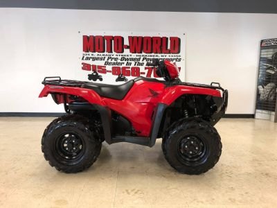 2017 Honda FourTrax Foreman Rubicon 4x4 DCT Utility ATVs Herkimer, NY