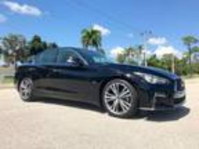 used 2018 Infiniti Q50 for sale.