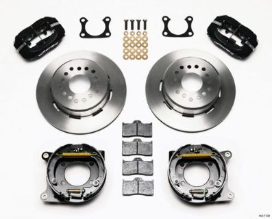 Find Wilwood Dynalite 4 Piston Caliper Rear Brake System Big Ford P/N 140-7139 motorcycle in Naples, Florida, United States, for US $740.95