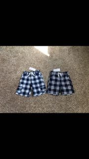 Gymboree Shorts. Size 3t. New with Tags. $7 each or both for $12!