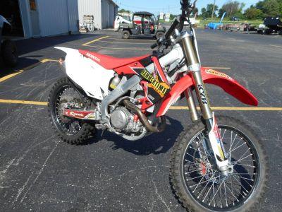2011 Honda CRF 450R Motocross Bikes Belvidere, IL