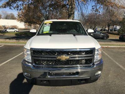 2011 Chevrolet Silverado 2500HD DURAMAX DIESEL 6.6 DURAMAX 6.6 LTZ